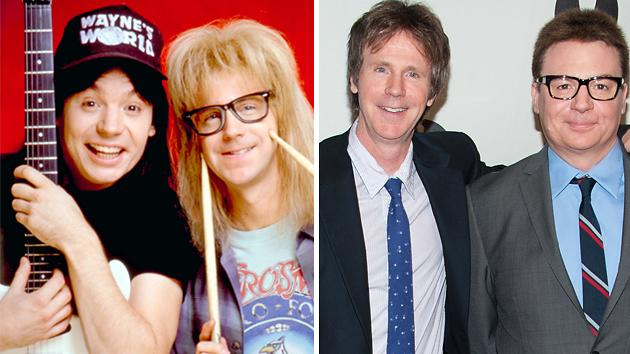 'Wayne's World' Cast Reunites More Than 20 Years Later