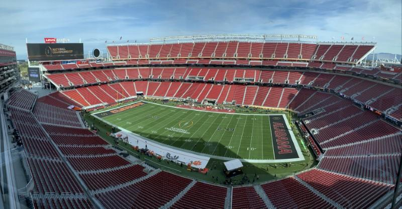 NFL monitoring air quality, could postpone 49ers, Rams openers