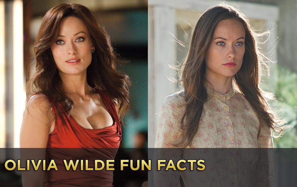 Olivia Wilde Fun Facts