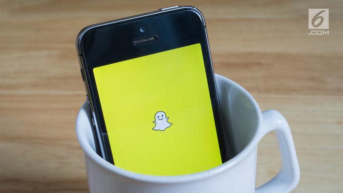 Strategi Snapchat untuk Gaet Pasar Indonesia