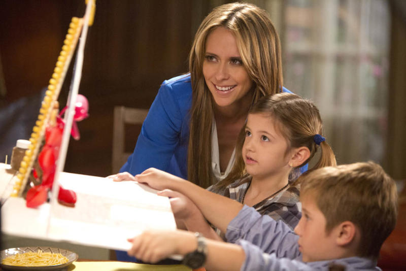 Sorry, Jennifer Love Hewitt – Lifetime Crosses Off 'The Client List'