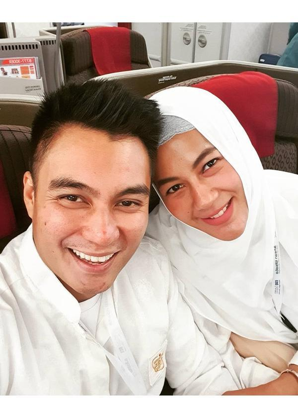 Baim Wong dan Paula (Sumber: Instagram/baimwong)