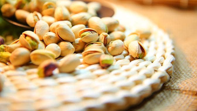 Kacang pistachio (sumber: Pixabay)