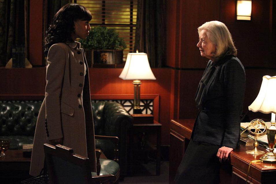 """Scandal"" -- ""Nobody Likes Babies"" KERRY WASHINGTON, DEBRA MOONEY"