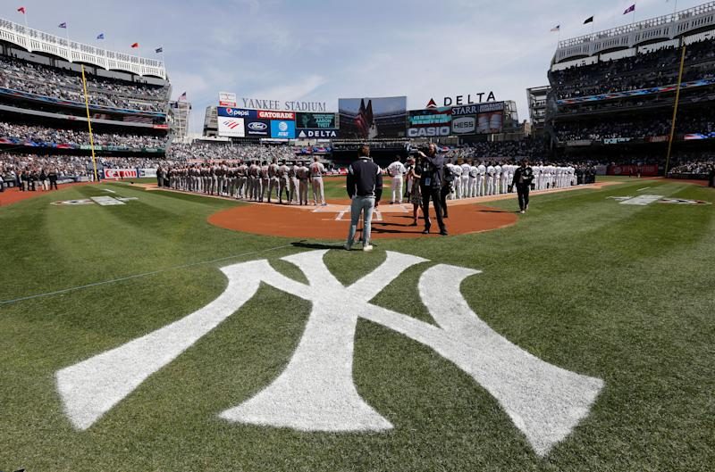 The Yankees have had set an MLB record for injuries this season, but this one is the strangest of them all. (Photo by Jim McIsaac/Getty Images)