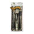 Classic Canes 可摺式手杖連袋套裝