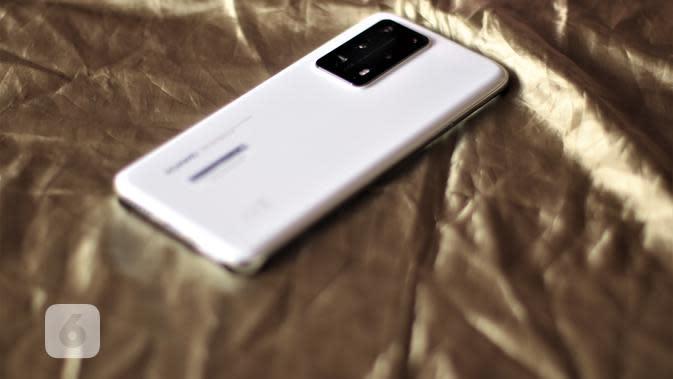 Huawei P40 Pro Plus (Liputan6.com/ Agustin Setyo W)