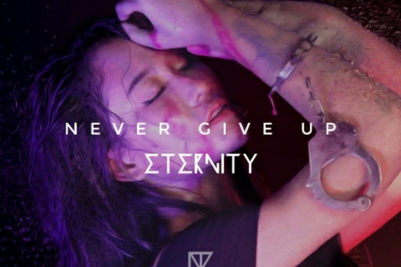 "Eternity suarakan harapan di lagu debut ""Never Give Up"""