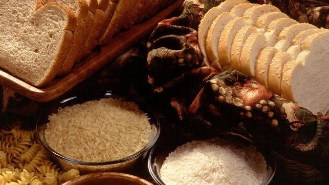 Makanan Pokok (karbohidrat). (sumber: pixabay)