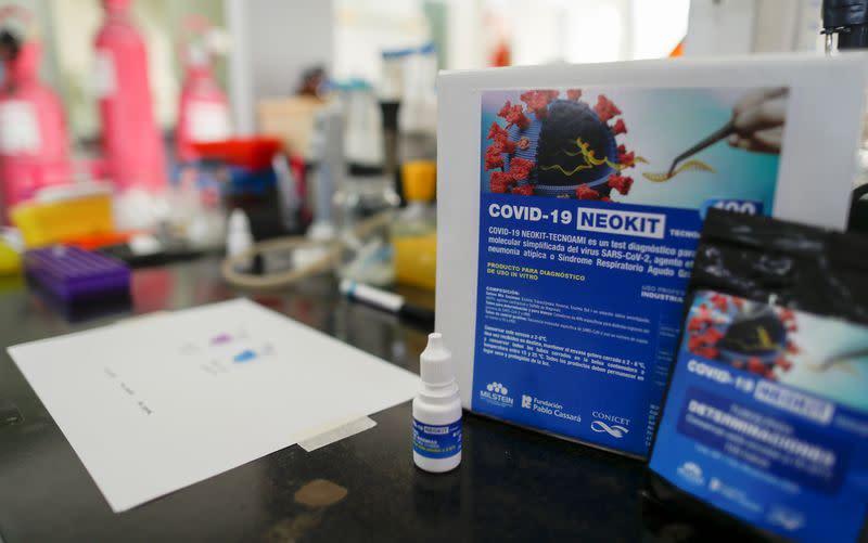 Outbreak of the coronavirus disease (COVID-19), in Buenos Aires