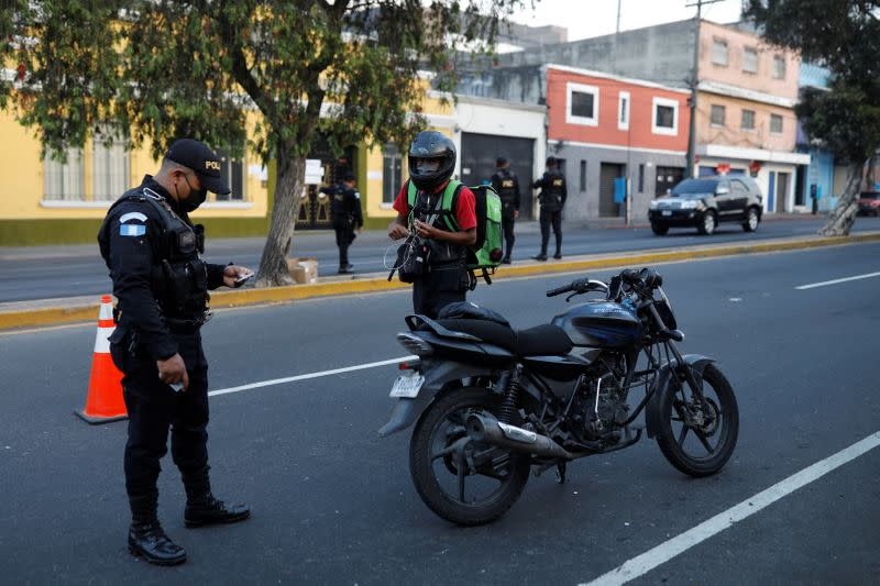 Guatemala bans internal travel for Easter to curb coronavirus spread