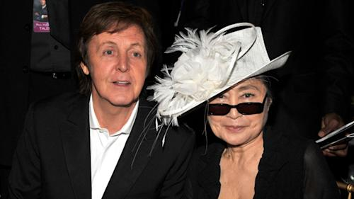 Yoko Ono Gives Peace With Paul McCartney a Chance