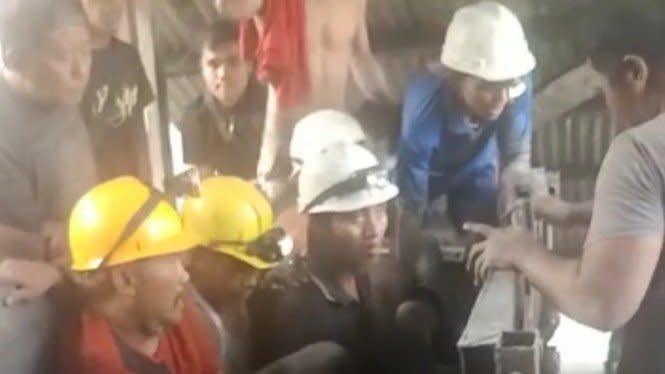 Kecelakaan Maut di Tambang Sawahlunto, 3 Pekerja Tewas Satu Luka Berat