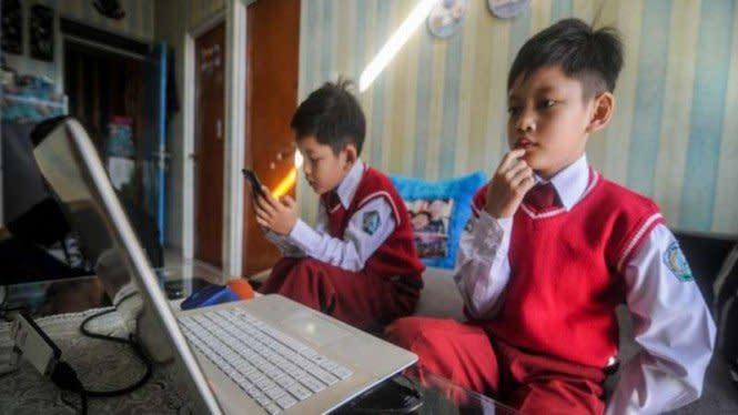 Jakarta Berlakukan PSBB Transisi, Sekolah Belum Boleh Tatap Muka