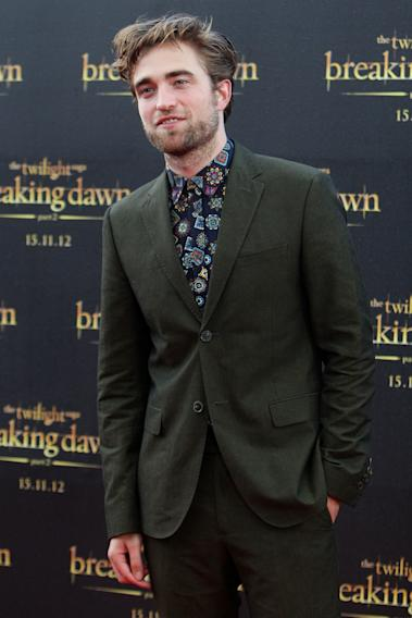 "Robert Pattinson Promotes ""Breaking Dawn - Part 2"" In Sydney"