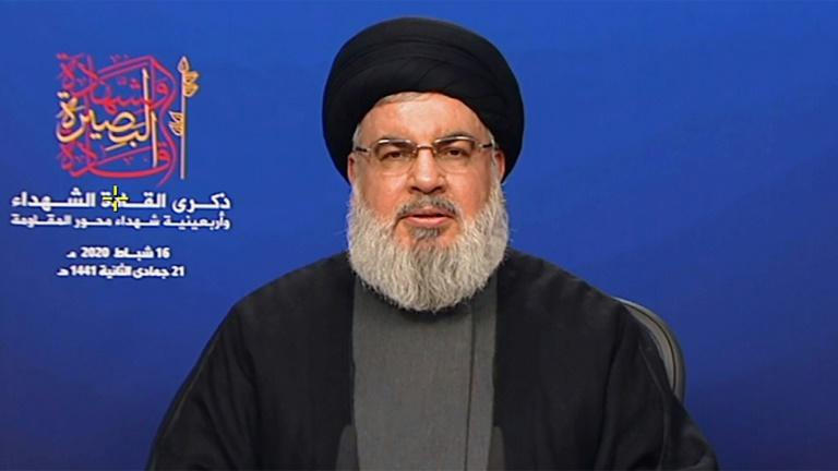 Hassan Nasrallah, the head of Lebanon's powerful Shiite movement Hezbollah, has urged followers to abide by government restrictions designed to combat the spread of coronavirus