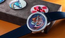 【專題報導】看時間以外的價值!腕間微型藝術品般的面盤工藝