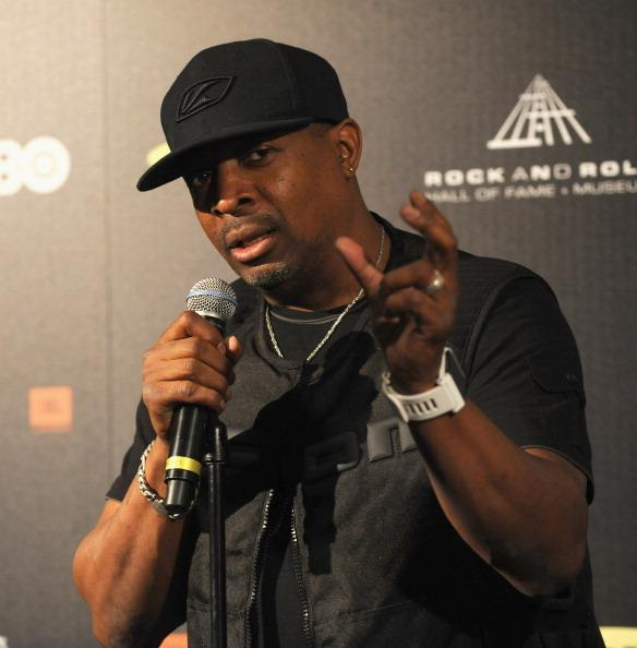 Chuck D Slams Jay-Z, Kanye West for Use of 'N-Word'