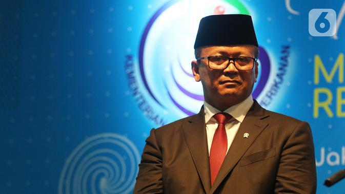 DPR Dapat Kabar Menteri KKP Edhy Prabowo Positif Covid-19 pada 3 September