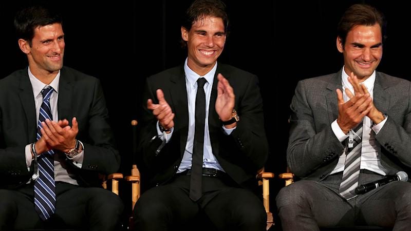 Rafael Nadal in confident mood ahead of Madrid Open