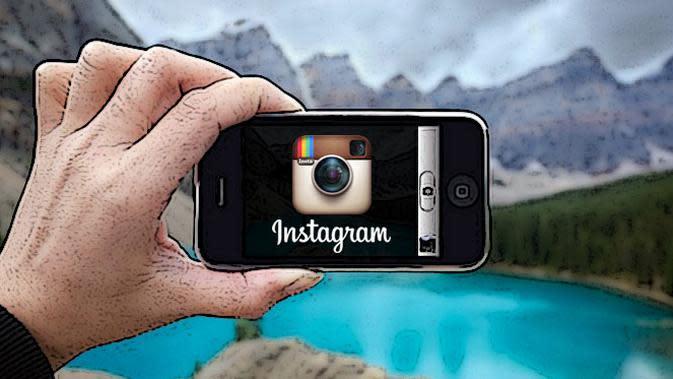 Ilustrasi Instagram (Liputan6.com/Sangaji)