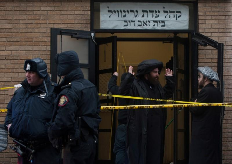 New Jersey kosher market shooters planned another attack, possibly on Jews - prosecutor