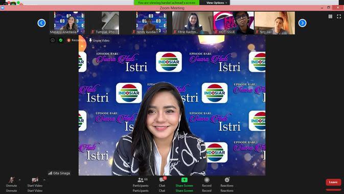 Live Streaming Indosiar FTV Suara Hati Istri Episode Terbaru Senin, 15 Juni 2020