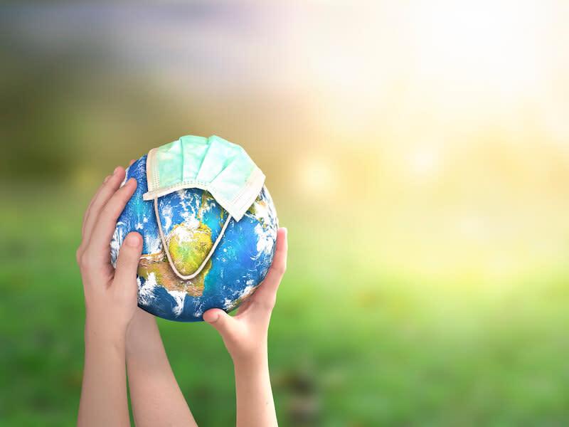 地球我們一起罩!