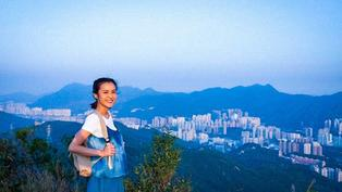 岑樂怡和你Green💚ft.漁農署X B仔自然教室🥳教你有禮儀地賞花賞葉賞香港🌎
