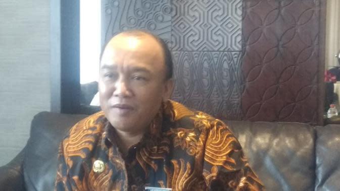 Jumadi Wakil Wali Kota Tegal. (Liputan6.com/ Ist)