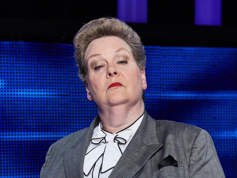 'The Chase' star Anne 'The Governess' Hegerty has come under fire for her recent tweet (ITV)