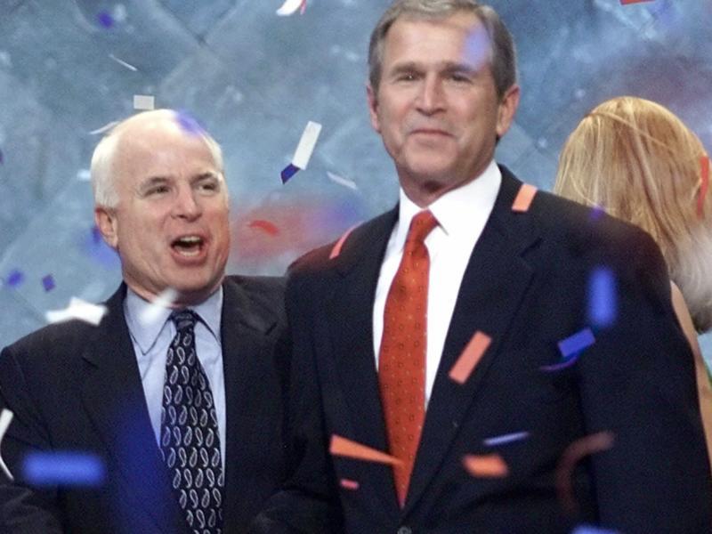 2000、2008年 曾兩度參選總統