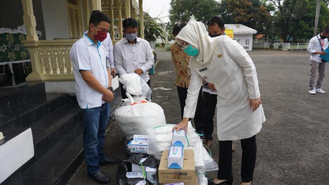 Lewat Yayasan BUMN, PJB Bantu Penanganan Covid-19