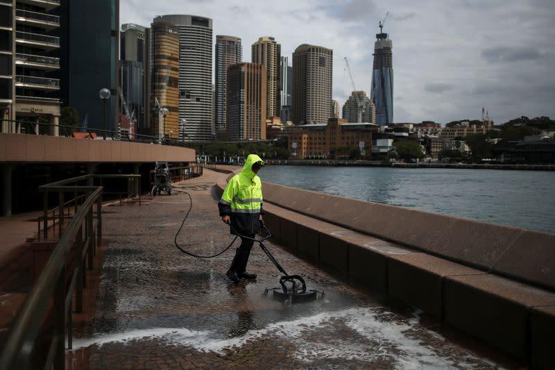 Australia tightens social distancing rules to fight coronavirus