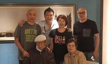蔡詩萍》我們一家人,是我父親人生的紀念勛章!