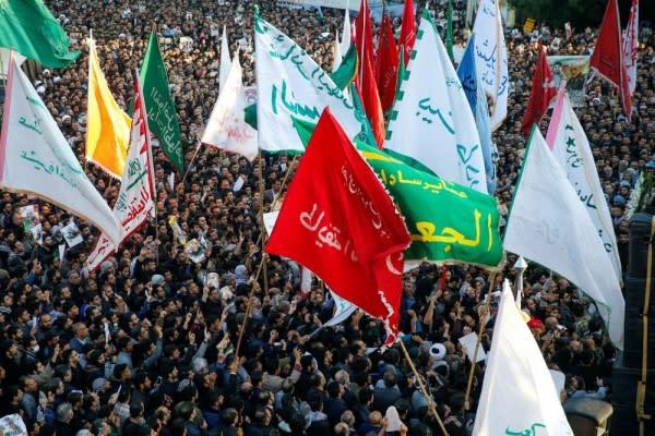 Iran vs AS: Standar Ganda Washington soal Pembunuhan Soleimani