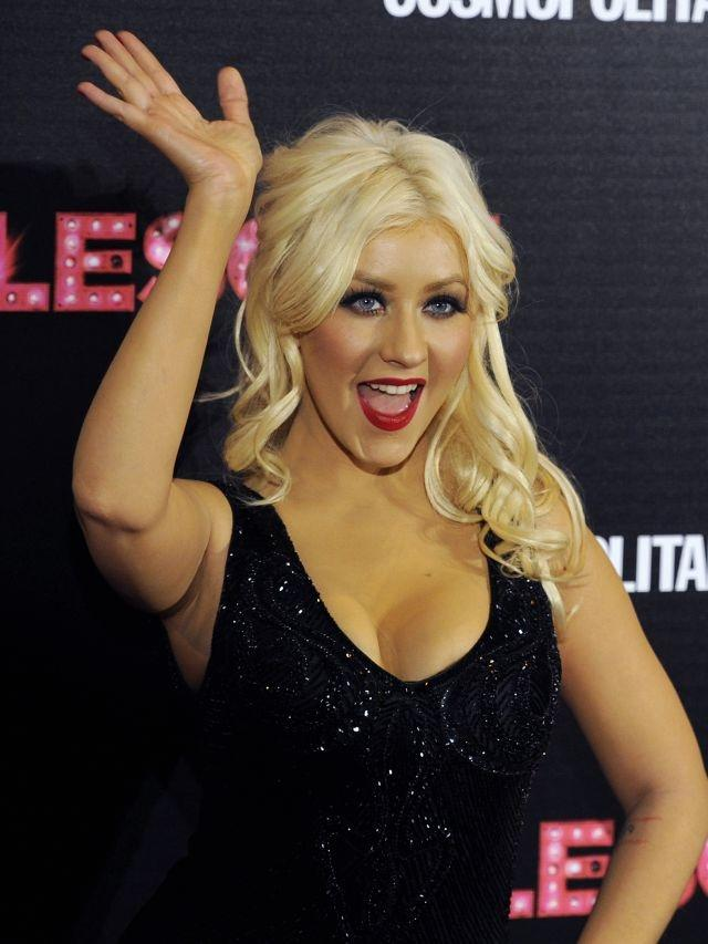 Christina Aguilera celebrates the 20-year anniversary of her debut album