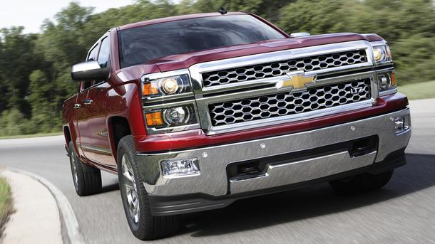 GM bests Ford, Ram in pickup mileage battle, because that's a thing that exists
