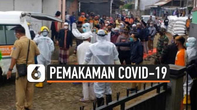 VIDEO: Petugas Pemulasaran Jenazah Covid-19 Dianiaya Keluarga Pasien