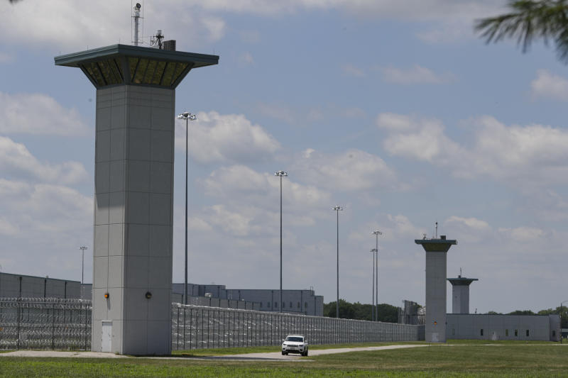 Prison Homicide Terre Haute