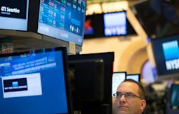 US stocks end mostly higher ahead of legislative vote