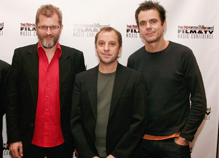 "Reinhold Heil, Johnny Klimek, and Tom Tykwer, ""Cloud Atlas"""