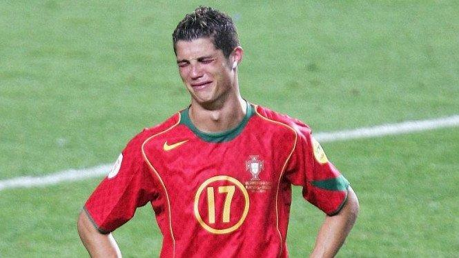 Betapa Marahnya Cristiano Ronaldo, 100 Persen Gol Dibikin Jadi Offside