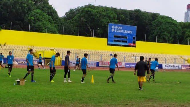 Gaji Pemain Sriwijaya FC Dipotong 40 Persen