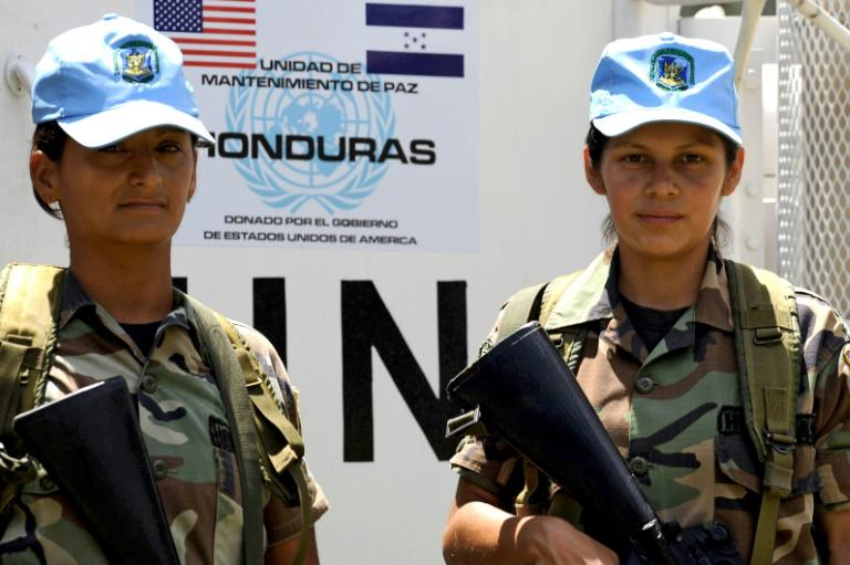 UN Security Council calls for more women peacekeepers