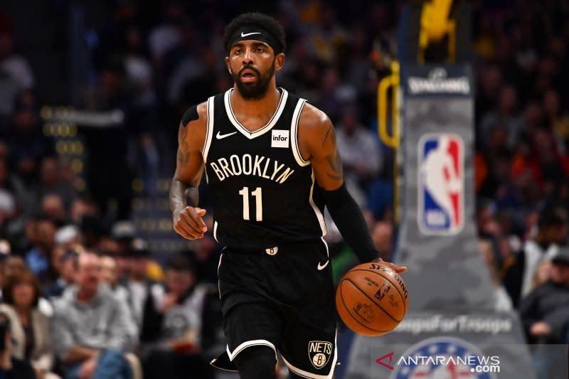 Irving dilaporkan ajak pebasket NBA diskusi wacana tolak musim lanjut