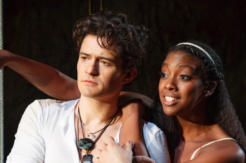 Orlando Bloom's Broadway 'Romeo' to Arrive on Big Screen for Valentine's Day Run