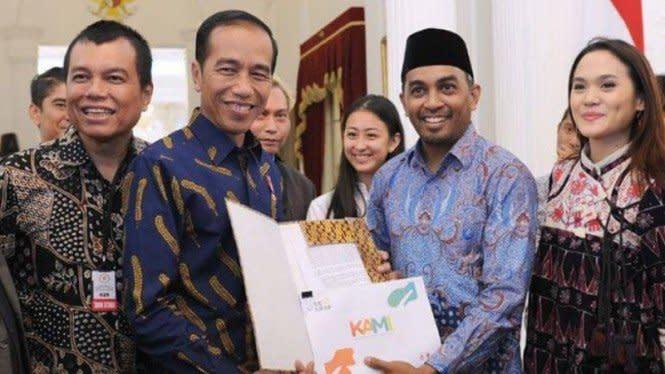 Glenn Fredly Meninggal, Jokowi: Dunia Musik Bangsa Kehilangan Besar