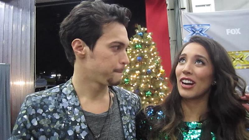 Alex & Sierra Say 'The X Factor' Made Their Love Even Stronger