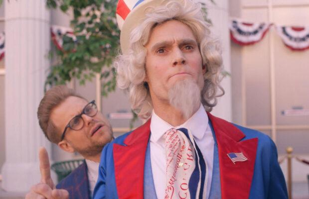 Adam Conover 'Ruins America' in 'Adam Ruins Everything' Midseason Premiere